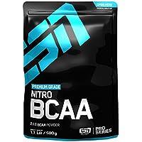 ESN Nitro BCAA Powder, Raspberry Iced-Tea, 500g preisvergleich bei fajdalomcsillapitas.eu