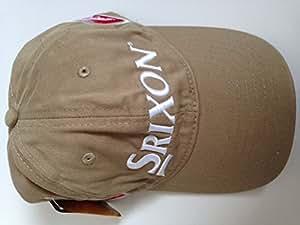 SRIXON Z STAR-CASQUETTE TOUR GOLF-KAKI, BEIGE.