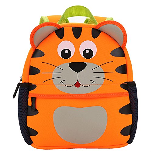 TianranRT , Damen Rucksackhandtasche Tiger