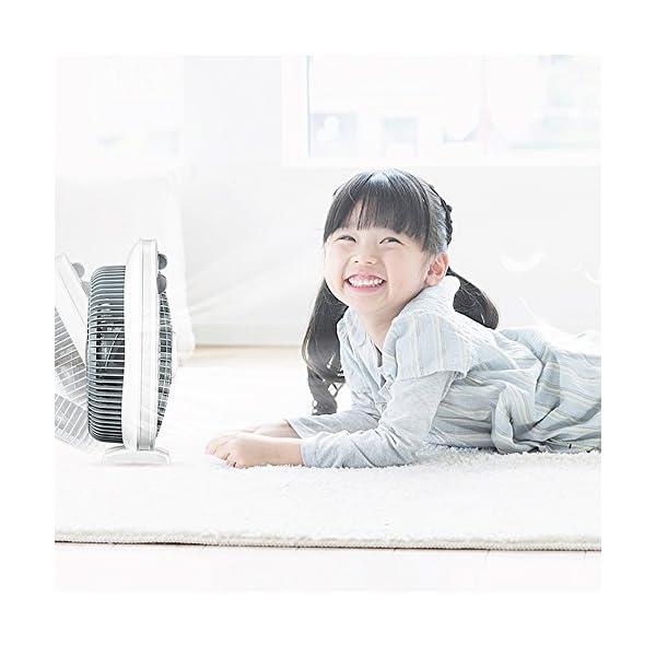 Carga-USB-Ventilador-elctrico-Inicio-Ventilador-de-escritorio-Silencioso-Ventilador-porttil-Velocidad-de-viento-ajustable-Temporizacin-Se-puede-girar