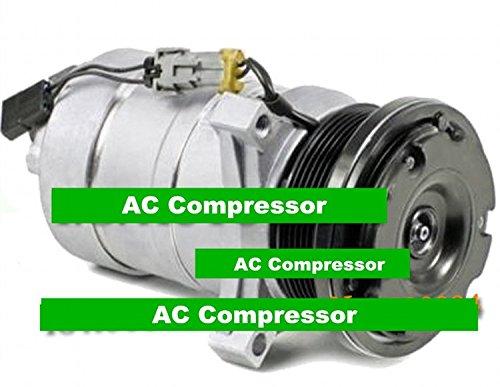 Gowe a/c Compressore con frizione e asciutti e per auto per Auto Chevy GMC Vans 113189711318351136441131894