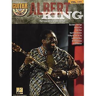 Guitar Play-Along Volume 177: Albert King (Book/CD)