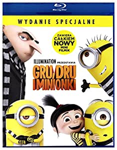 Despicable Me 3 [Blu-Ray] [Region Free] (English audio. English subtitles)