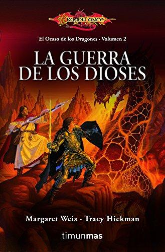 La guerra de los dioses nº 2/2: El ocaso de los dragones. Volumen 2 (No Dragonlance)