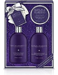 Baylis & Harding Ensemble Cadeau Collection de Bain Indulgente Mure/Pomme Sauvage