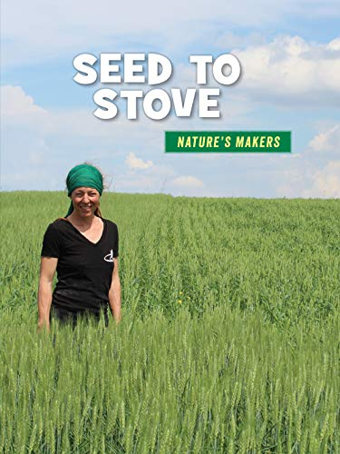 Seed To Stove (21st Century Skills Library: Nature's Makers) por Julie Knutson