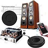 Uonlytech Mini Bluetooth Audio Empfänger A2DP...Vergleich