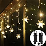 lichtervorhang weihnachten fenster vergleiche top. Black Bedroom Furniture Sets. Home Design Ideas