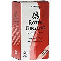 Roter Ginseng 20 Kapseln,120St preisvergleich bei billige-tabletten.eu