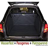 Starliner maßgeschneiderte Kofferraumauskleidung VW Golf 6 VI, 3 + 5 Türer, Bj: 2008 - 2012, Farbe: SCHWARZ (SL05230S)