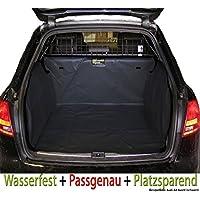 Starliner maßgeschneiderte Kofferraumauskleidung VW Golf VII Variant (Typ AU), Ladeboden eben (Ladekante 3 cm), Farbe: SCHWARZ (SL11940S)