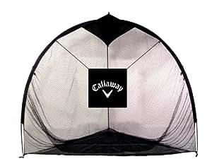 Callaway Tri-ball de Taper Net, mixte Homme femme, Noir/blanc
