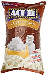 ACT II Ready to Eat Kettle Corn, 100g (Buy 1 Get 1 Free)