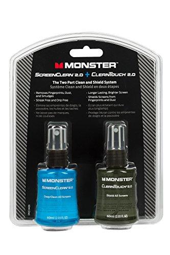 Monster Scheibenreiniger 2.0+, 2.0reinigen und Shield System für alle Geräte