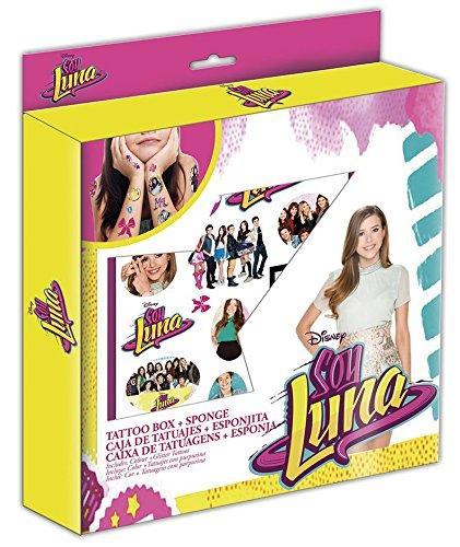 Soy Luna - Estuche tatuajes (Giochi Preziossi 675412)