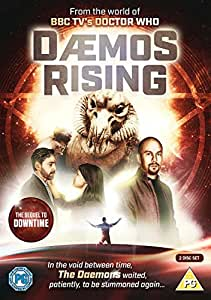 Daemos Rising [Multi-region DVD] (Collectors Edition includes new widescreen 16 x 9 version ) [2016] [2004]