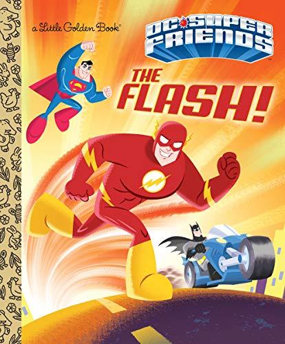 The Flash! (DC Super Friends) (Little Golden Books: DC Super Friends) por Frank Berrios