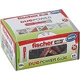 Fischer Duopower Chevilles universelles, 535453
