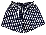 #10: Blacksmith Men's Cotton Boxer Shorts - Navy