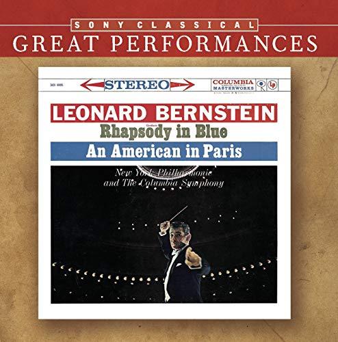 Gershwin: Rhapsody in Blue; An American in Paris; Concerto F [Great Performances]