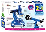 Playking Annie 2 in 1 Science Set Telescope And Microscope