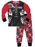 Star Wars Jungen Schlafanzug - Slim Fit - 152