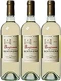 Chateau Bertinerie Benjamin Bordeaux Blanc Wine 2013, 75 cl (Case of 3)