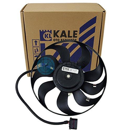 Preisvergleich Produktbild KALE Motorkühlung Elektrolüfter Durchmesser: 290 mm Nennleistung: 220/60 W - 1J0959455P