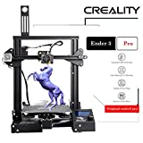 """Creality Ender 3 Pro 3D-Drucker 8,6""""x 8,6"""" x 9,8""""Mit Meanwell-Netzteil und abnehmbarer Cmagnet-Bauplatte"""