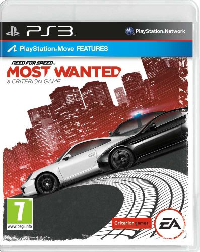 Electronic Arts Need for Speed Most Wanted - Juego (PlayStation 3, Racing, RP...