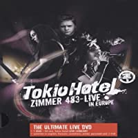 Tokio Hotel - Zimmer 483: Live In Europe