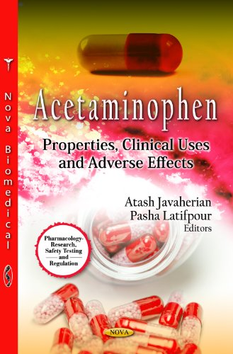Acetaminophen (Pharmacology - Research, Safety Testing and Regulation; Public Health in the 21st Century)