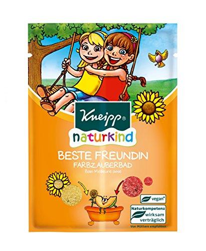 Kneipp naturkind Farbzauberbad Beste Freundin, 12 Stück