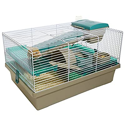 Rosewood PICO Hamster Home, Translucent Teal from Rosewood