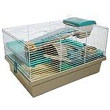 Palissandro Pico Hamster Home, colore: Verde acqua