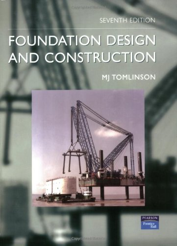 Foundation Design and Construction