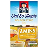 Produkt-Bild: Quaker Oat So Simple Goldener Sirup 10 x 36g