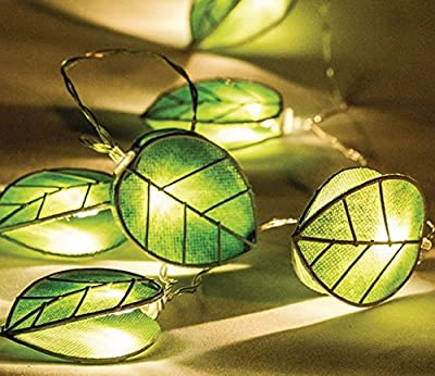 Ex-Pro® LED Fairy String Lights, Battery Powered, Ambient Warm White LEDs. Bedroom / Living Decorative lighting. - low-cost UK light shop.
