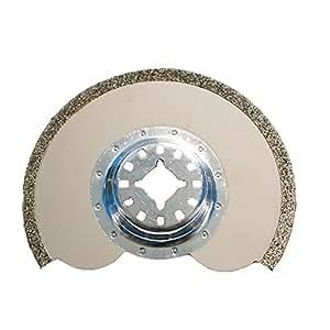 Diamant Sägeblatt 94 mm für Fliesen pas. Fein Multimaster 250 usw, Bosch ,Dremel