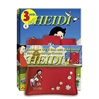 Heidi (Spielfilm-Edition mit Tasche) [3 DVDs]