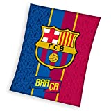 FCB Manta polar grande 150 x 200 cm Barcelona Football Club