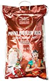 Heera Pooni Boiled Rice 10 kg (Pack of 1)