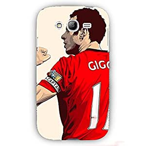 EYP Manchester United Ryan Giggs Back Cover Case for Samsung Galaxy S3 Neo GT-I9300