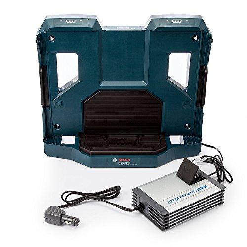 Bosch Professional 1600A00DN2 L-BOXX Bay 230 V-AC Wireless Charging, Spannungswandler (Bay Ac)