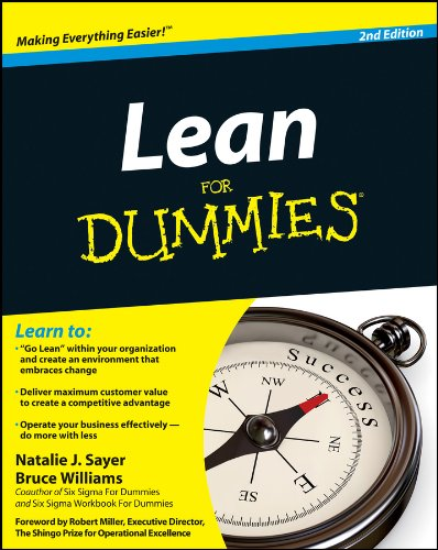 Lean For Dummies (English Edition)
