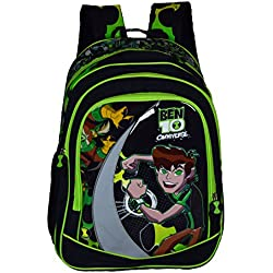 Ben 10 Primary School 20 Ltrs Backpack