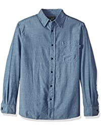 Woolrich Men's Stone Rapids Organic Cotton Flannel