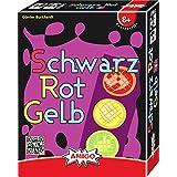 AMIGO 01663 - Schwarz Rot Gelb, Kartenspiel