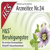 H&S Beruhigungstee Filterbeutel 20 St