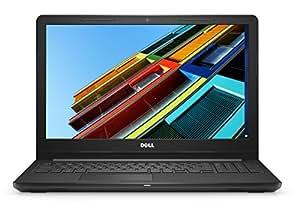 Dell Inspiron 15 3000 15.6-Inch Laptop (Matt Black) - (Intel Core i3, 4GB RAM, 1TB HDD, Windows 10)